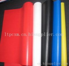PVC夹网布
