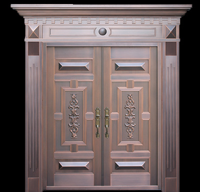 雅帝乐铜门