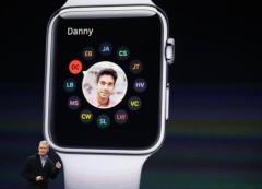 苹果手表功能