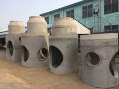 装配式钢筋混凝土排水检查井