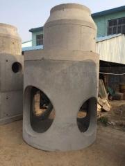 钢筋混凝土排水检查井