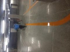 大连地下停车场划线