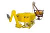 大型深海采集捕捞机器人