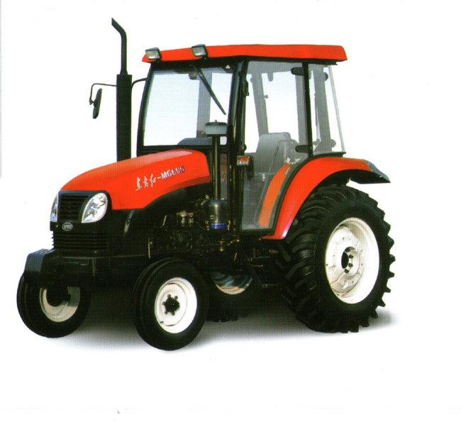 东方红拖拉机mg600