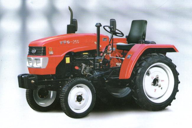 我是东方红85型拖拉机4105发动机想换成6110 170马力的可以吗?图片