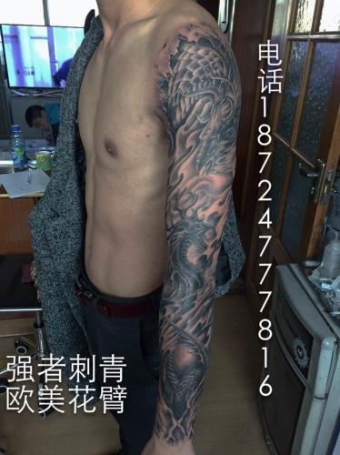 青岛无痛洗纹身