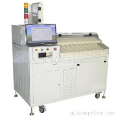 圆柱锂电池自动测试分选设备