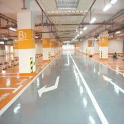地下停車坪2