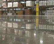 柳州工廠物流車間——混泥土密封固化地板