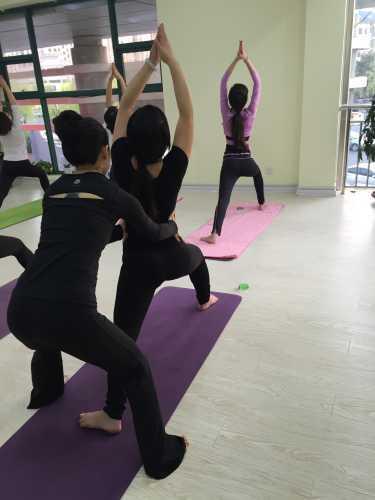 青岛瑜伽养生会馆