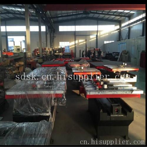 数控冲床送料机防止板料变形的措施