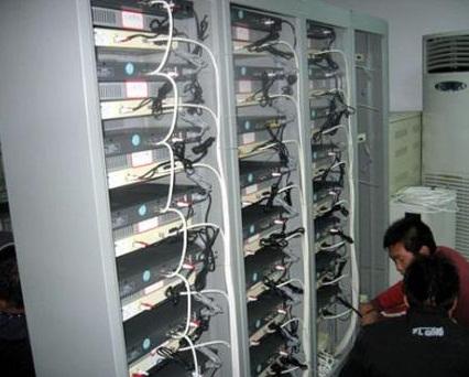 电视机系统前端机房设备
