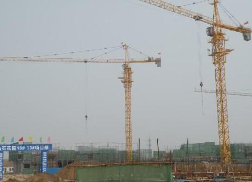 贵州塔吊安装维修