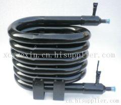 热泵用同轴换热器