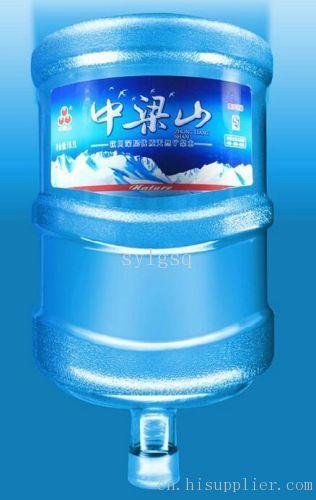 和平区桶装水配送:娃哈哈