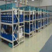 柳州仓储货架——穿梭车货架