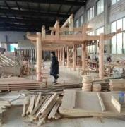 贵阳防腐木施工