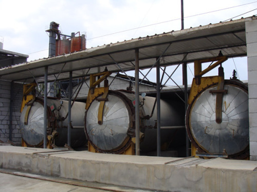 四川加气砖的生产工艺