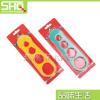 廠家直銷優*矽膠制品 意大利面測量器 矽膠量面器批發