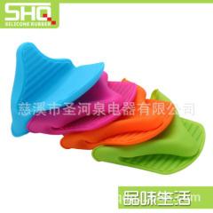 佳居矽膠手套 矽膠隔熱手套 微波爐防燙手套 防護手套手夾