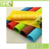 大号硅胶餐垫 长方形欧式 防水西餐垫隔热垫 儿童学生餐垫