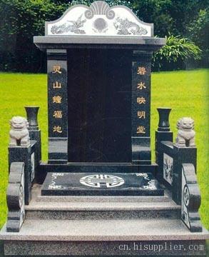 眉山石雕墓碑供应