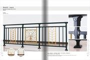 锌钢护栏——艺术阳台
