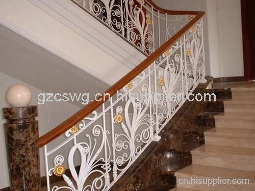 贵州铁艺楼梯扶手