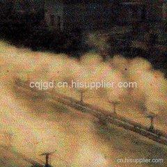 喷雾推进污水处理装置