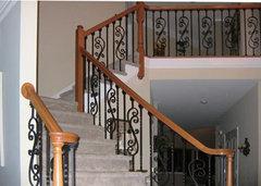贵阳楼梯扶手安装公司