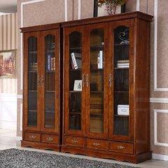 香樟木书柜