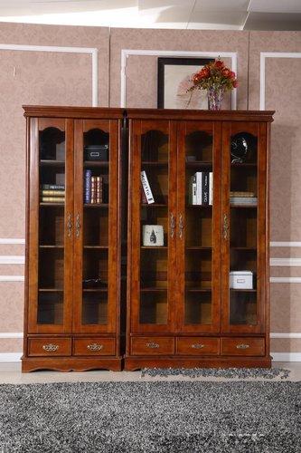 香樟木书柜定制