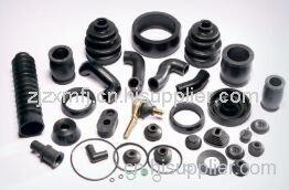 CR橡胶杂件产品