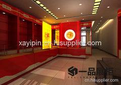 西安展柜设计公司