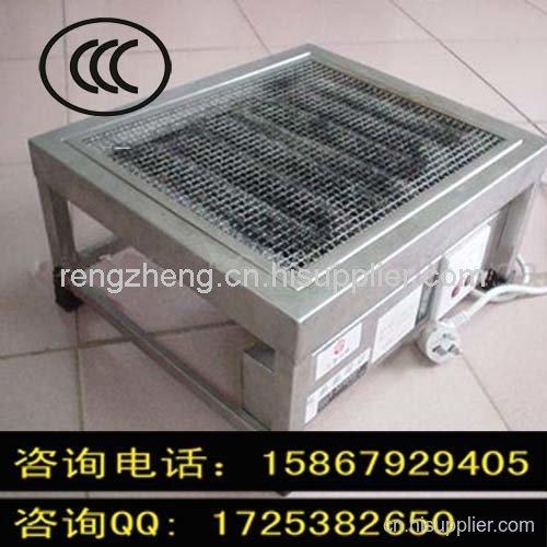 電熱燒烤爐CCC認證