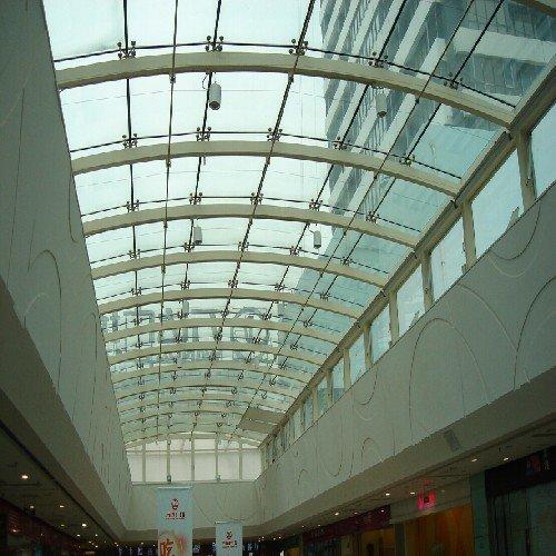 钢结构采光顶安装技术交底