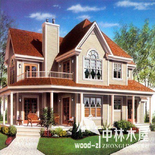 海南木结构房屋海南木结构房屋设计海南木结构别墅库