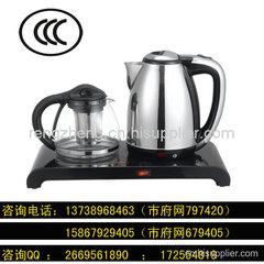 電茶壺CCC認證