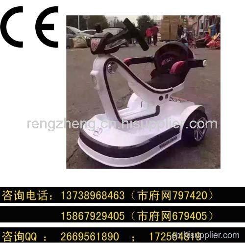 永康電動平衡車CE認證