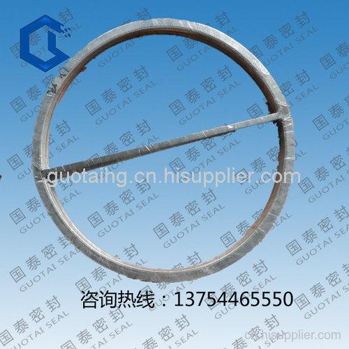 钢制管法兰用缠绕式垫片河北质量*好钢制管法兰用缠绕式垫片厂家