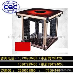 電火爐CQC認證