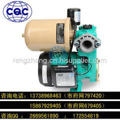 永康自吸泵CQC認證