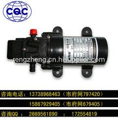 微型離心泵CQC認證