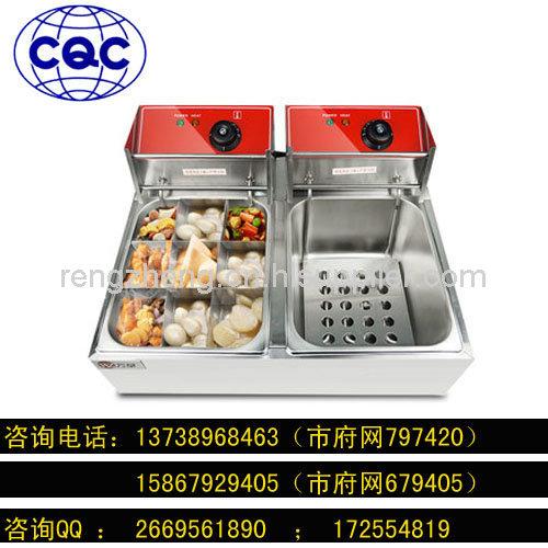 商用電煮鍋CQC認證