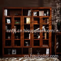 香樟木书柜厂家定制