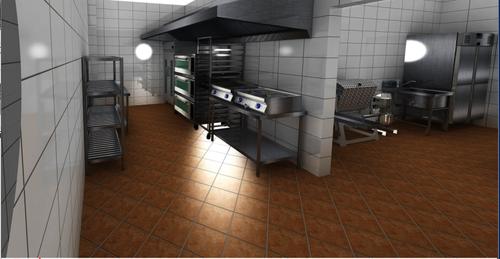 贵州厨房设备布局设计