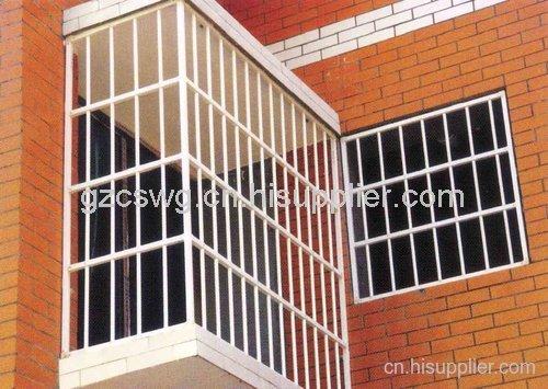 锌钢防盗窗