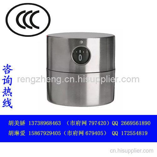 廚房機械CCC認證辦理