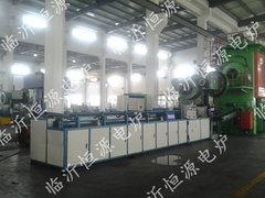 中频节能电炉生产