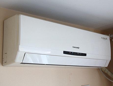 新空格力空调设置27度,实际温度一直在24度,正常吗图片